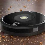 Робот-пилосос - iRobot Roomba 606 фото