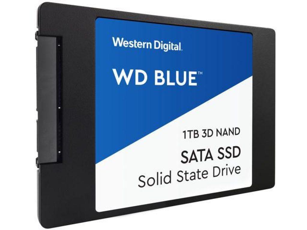 SSD WDS100T2B0A - фото