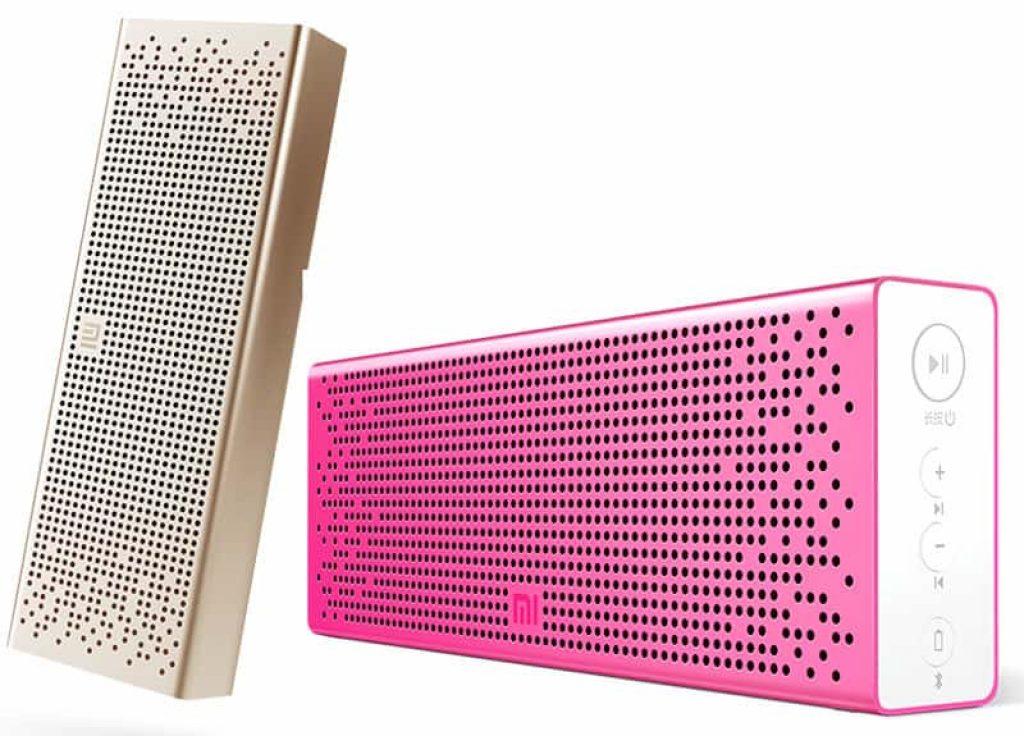Портативна колонка Xiaomi Mi Bluetooth Speaker фото