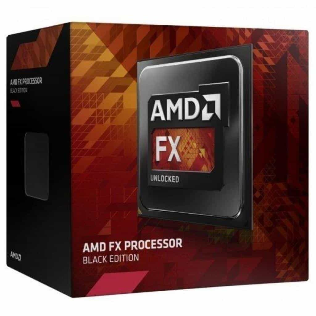 Процесор AMD FX-6300 Vishera - фото