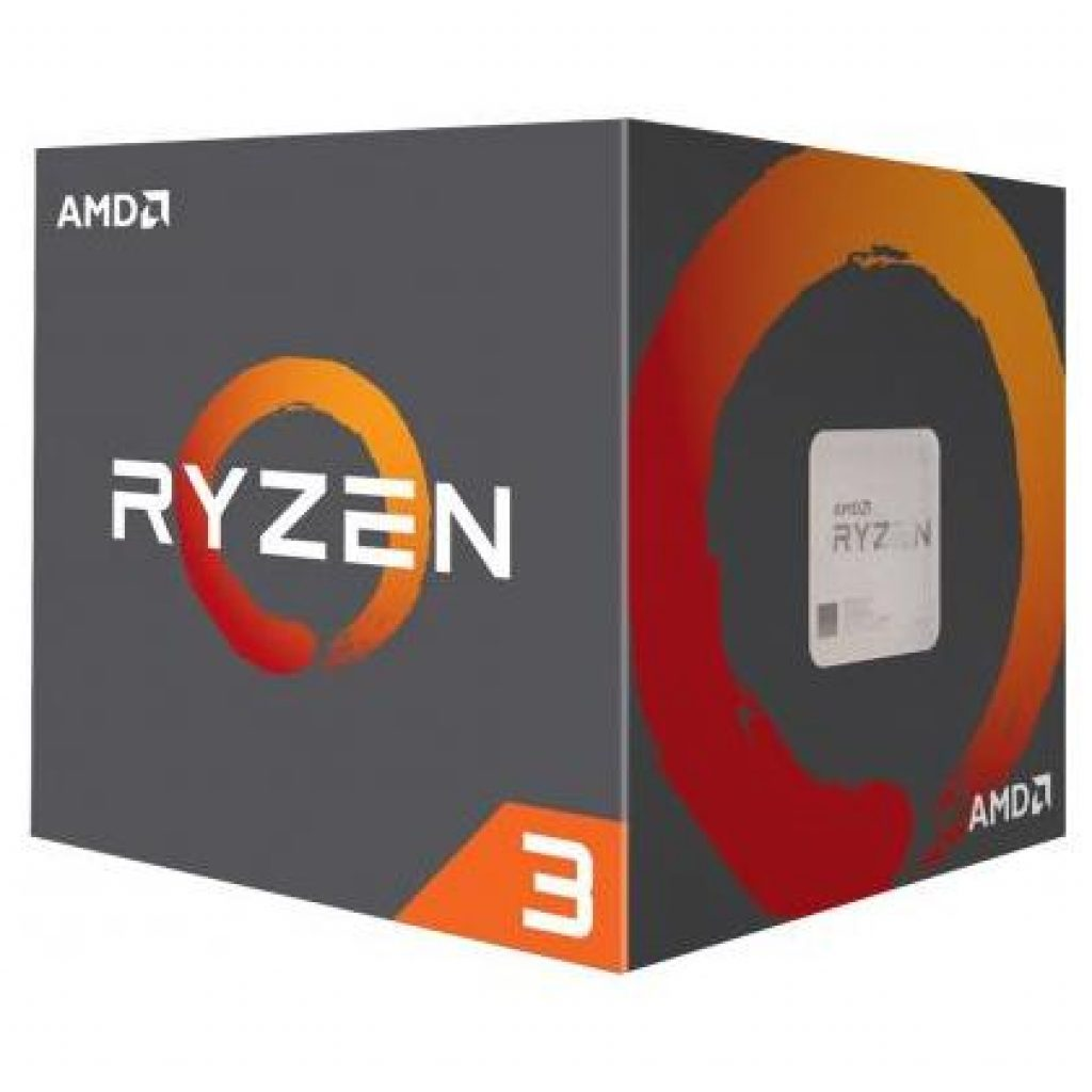 Процесор AMD Ryzen 3 2200G (4800) - фото