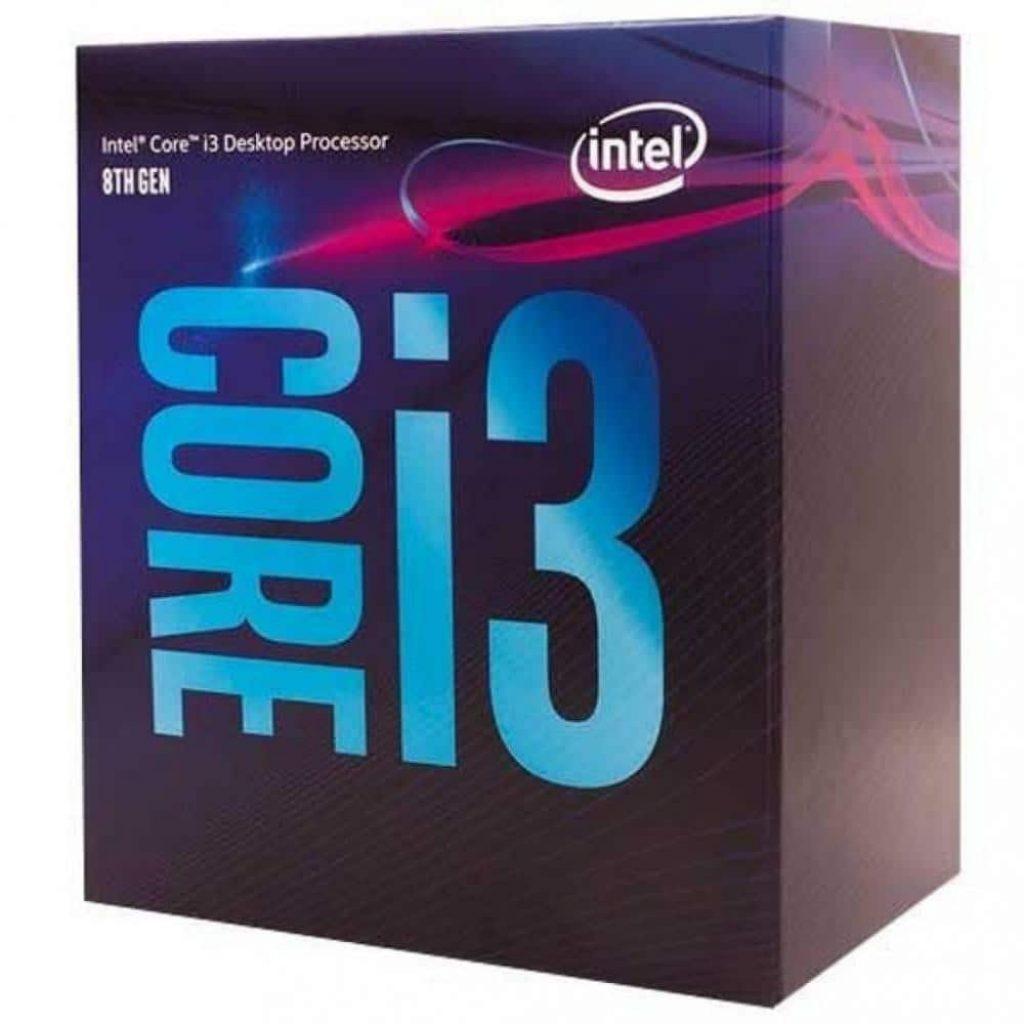 Процесор Intel Core i3-9100F - фото