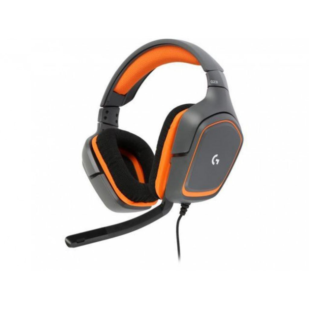 Logitech G231 Stereo Gaming Headset-фото
