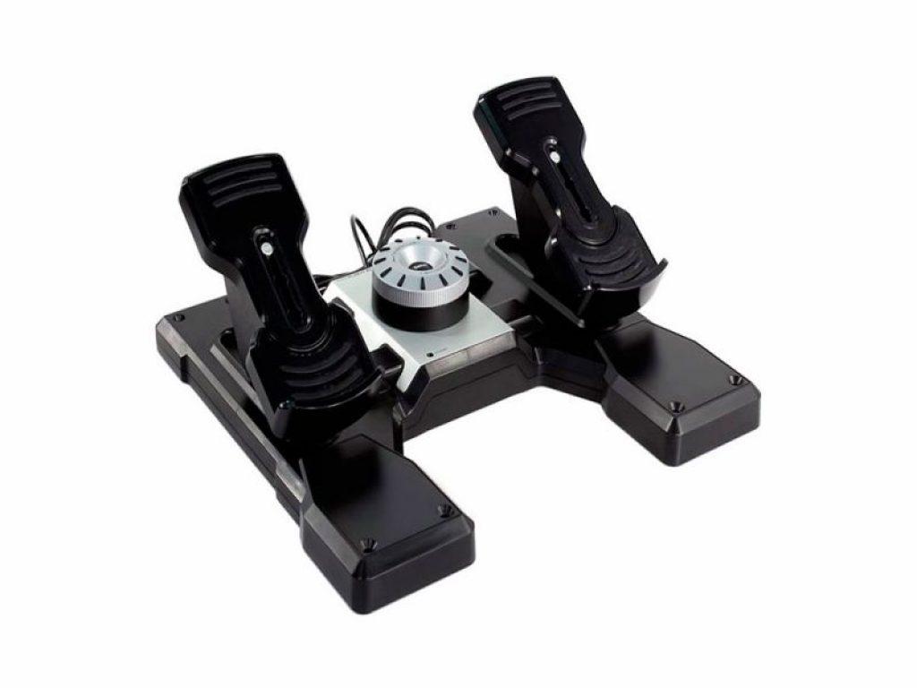 Saitek Pro Flight Rudder Pedals-фото