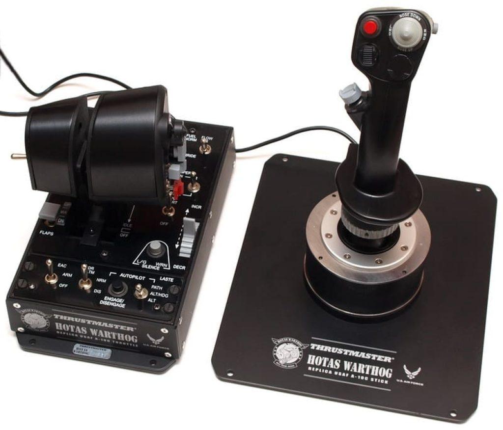 Thrustmaster HOTAS Warthog Joystick-фото