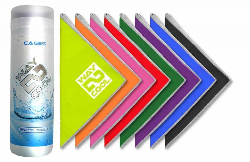 Way 2 Cool Microfiber Cooling Towel-фото