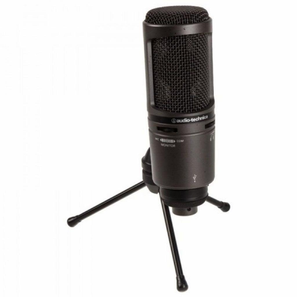 Мікрофон Audio-Technica AT2020USB+ - фото
