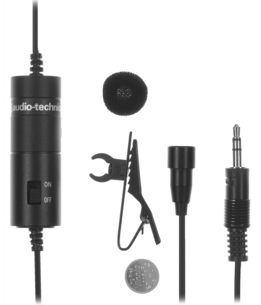 Мікрофон Audio-Technica ATR3350 - фото