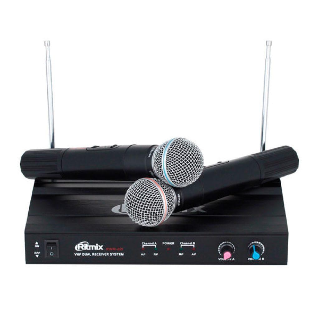 Мікрофон Ritmix RWM-221 - фото