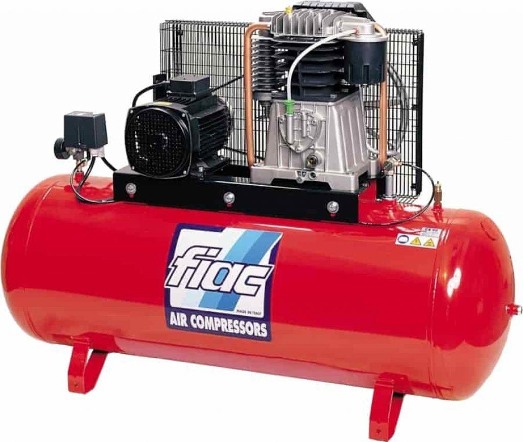 Повітряний компресор FIAC AB 500-858 - фото