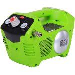 Повітряний компресор Greenworks G40AC - фото-min