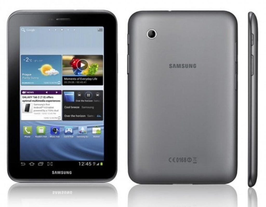 Планшет Samsung Galaxy Tab 2 - фото