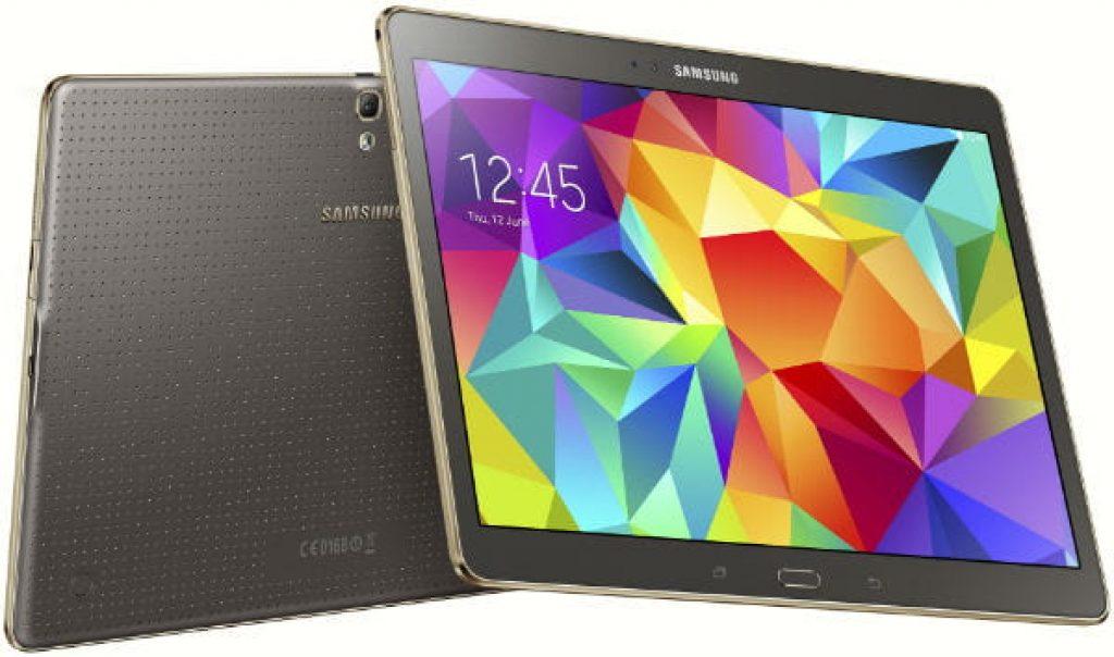 Планшет Samsung Galaxy Tab 5 - фото