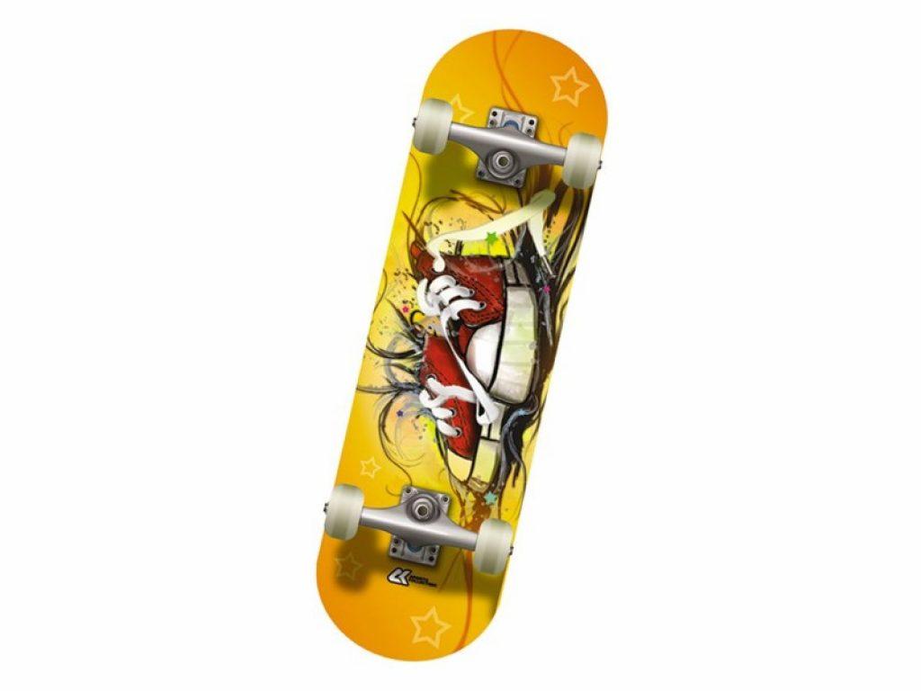 Скейтборд СК Boots - фото