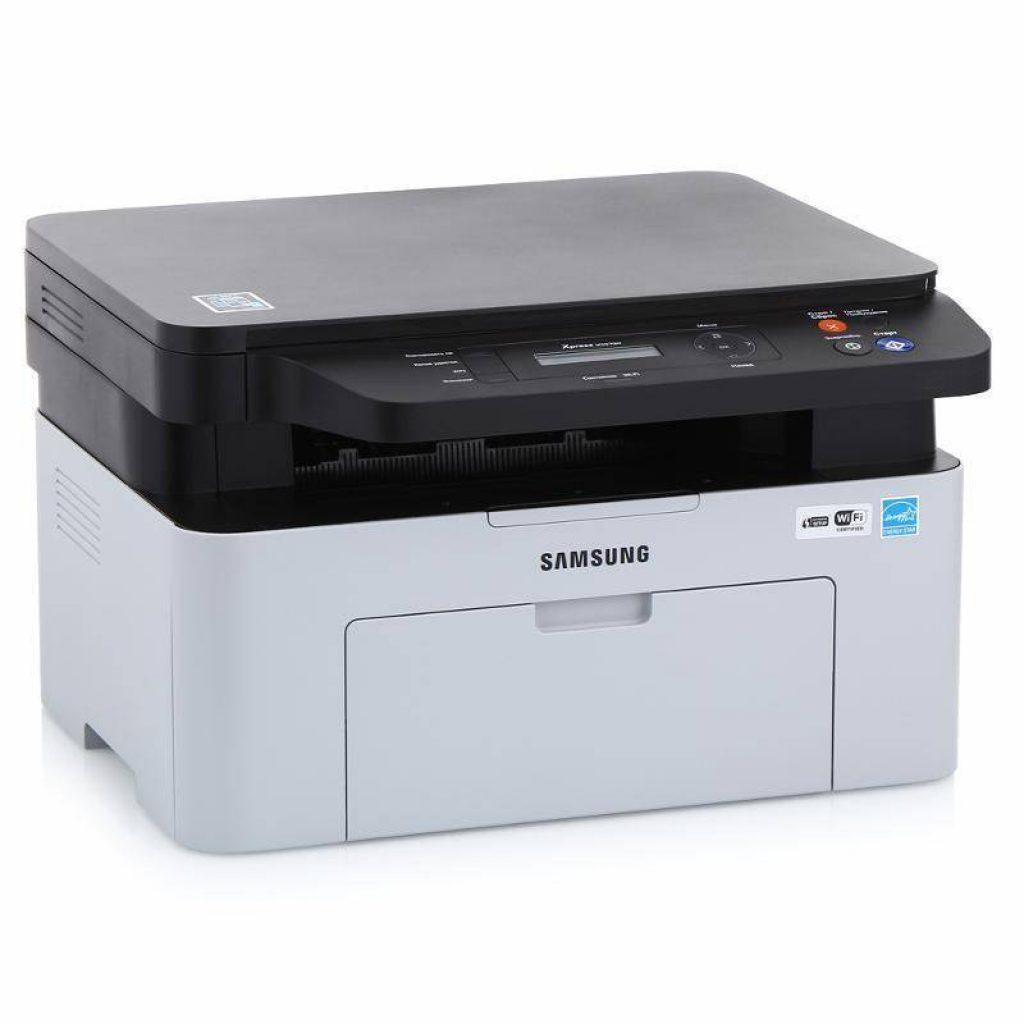 Чорно-білий БФП Samsung Xpress M2070W - фото