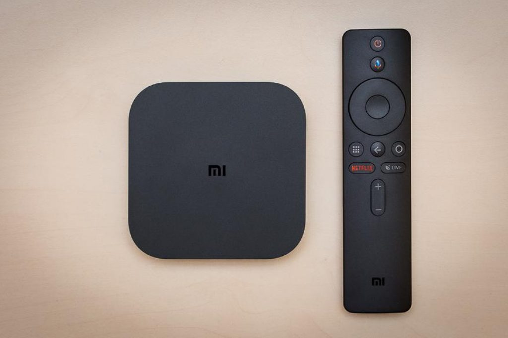 Smart-TV приставка Xiaomi Mi Box S - фото