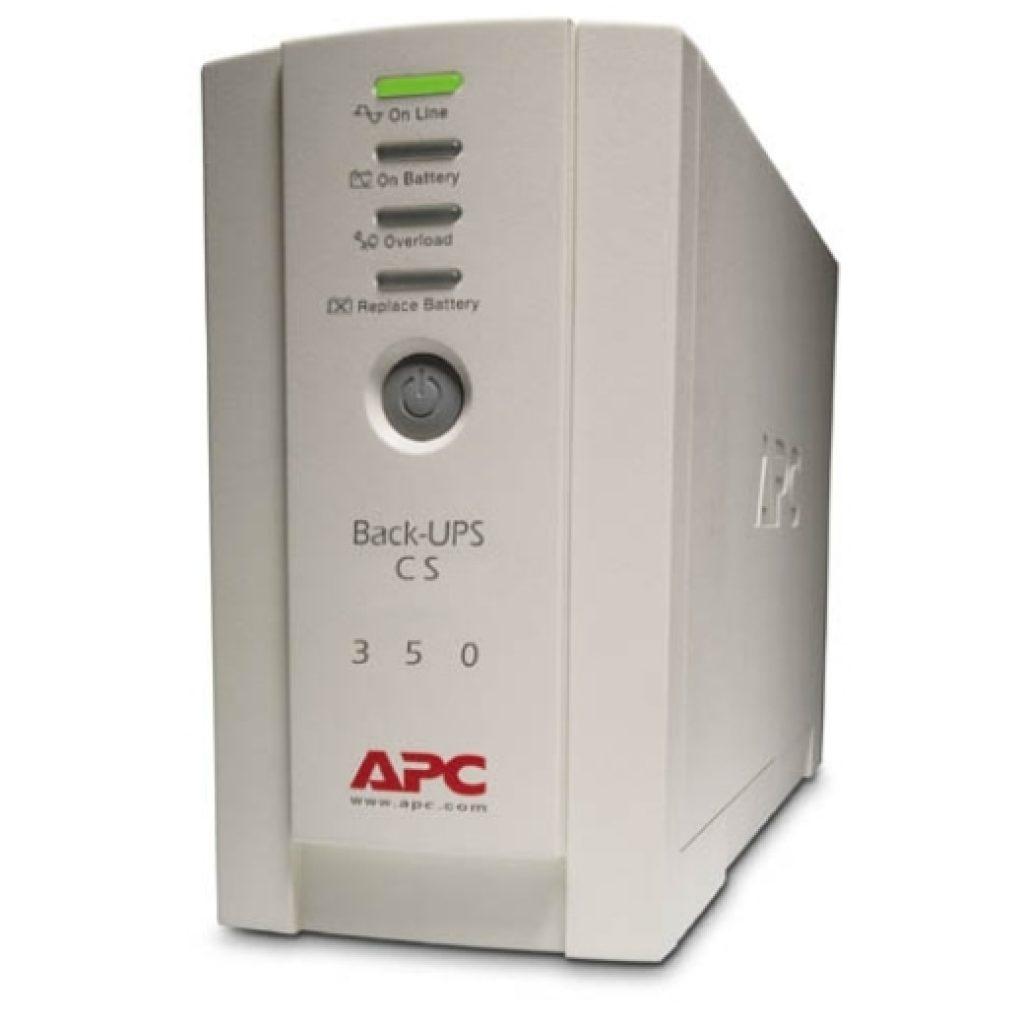 Джерело безперебійного живлення APC by Schneider Electric Back-UPS BK350EI - фото