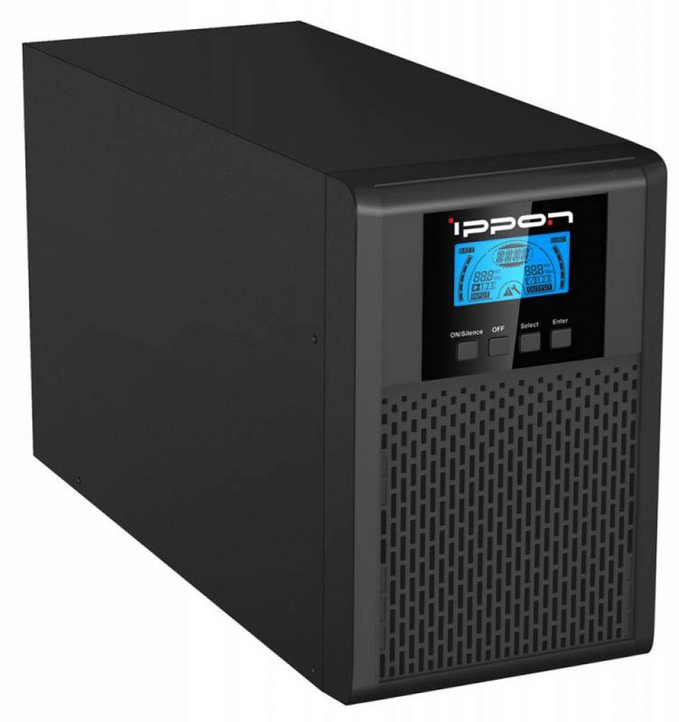 Джерело безперебійного живлення IPPON Innova G2 2000 - фото