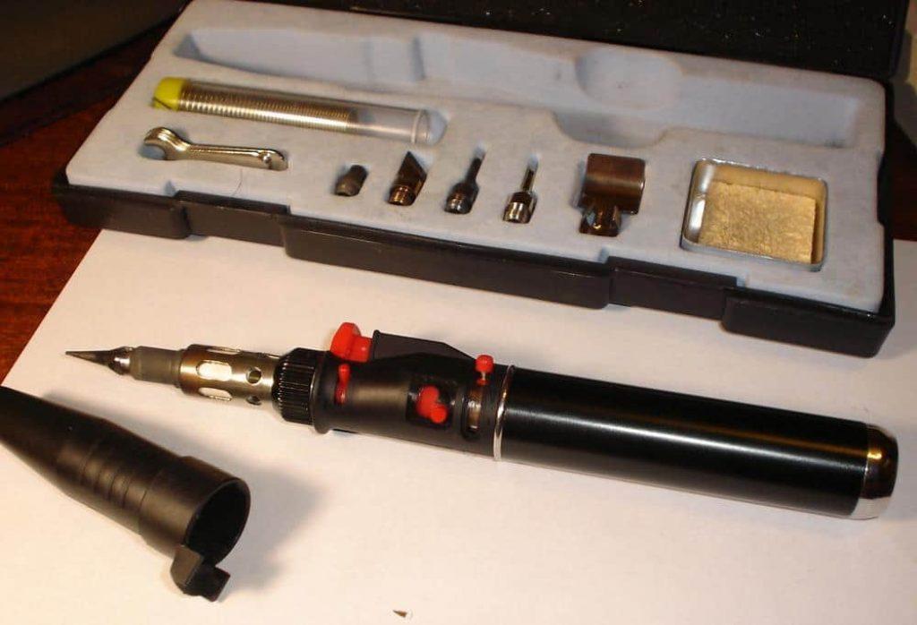 Газовий паяльник DAYREX 626553 - фото