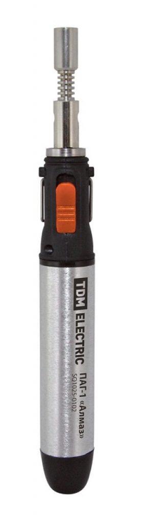 Газовий паяльник TDM-Electric Алмаз SQ1025-0102 - фото