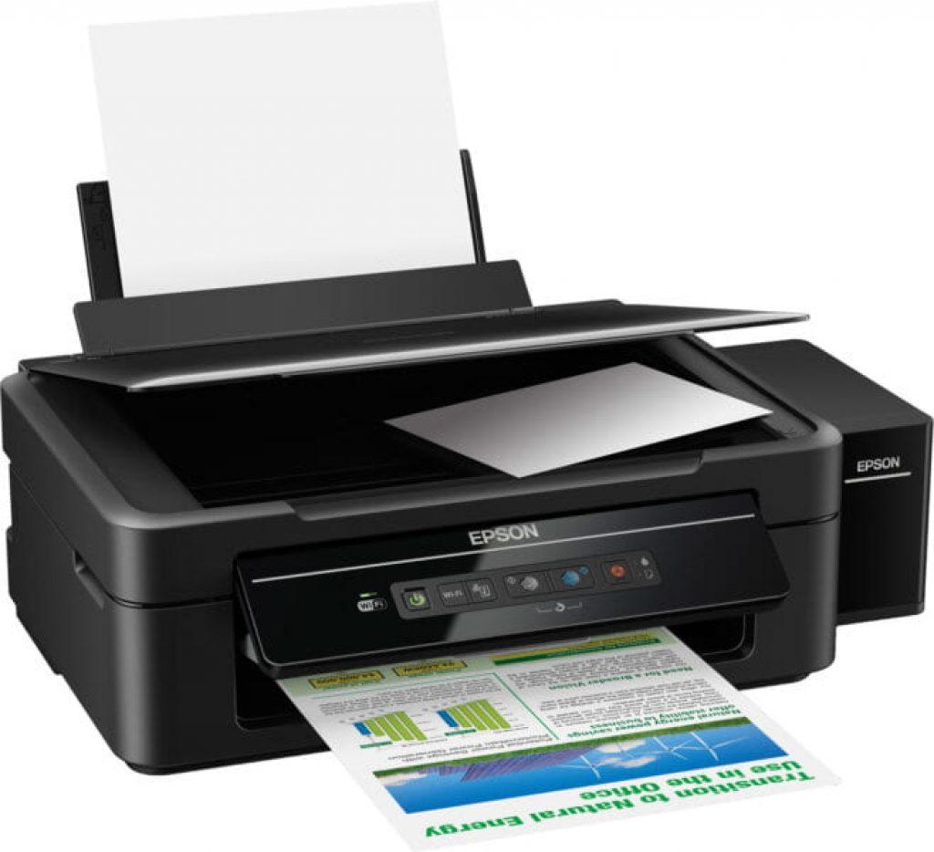 Принтер Epson L132 - фото