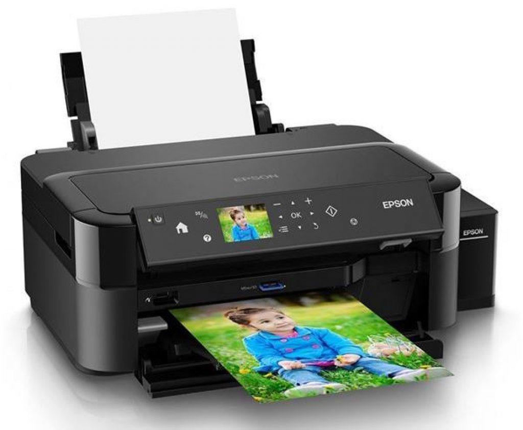Принтер Epson L810 - фото