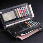 RFID-гаманець в діловому стилі - фото-min