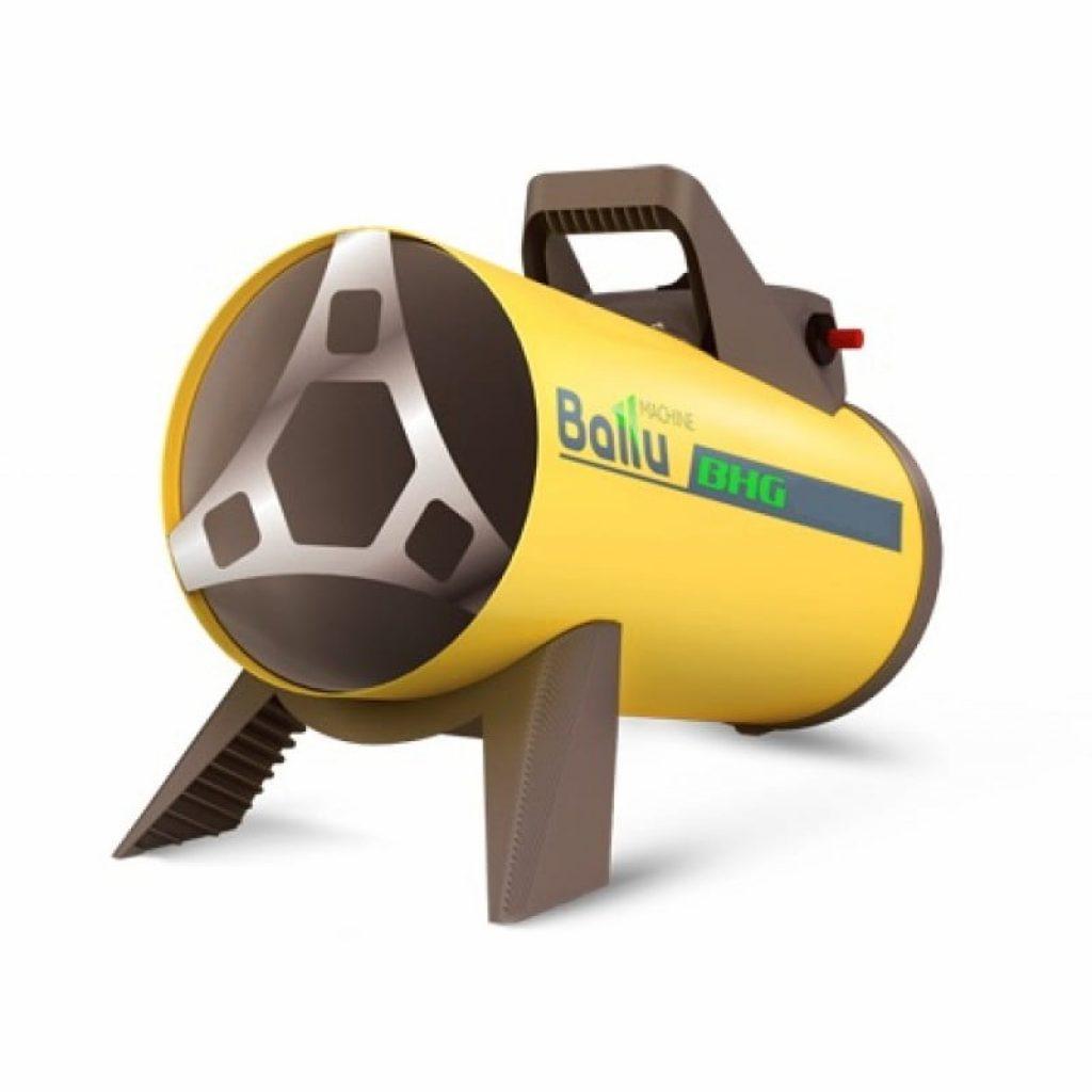 Теплова гармата Ballu BHG-20 - фото