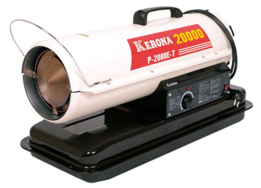 Теплова гармата Kerona P-2000E-T - фото