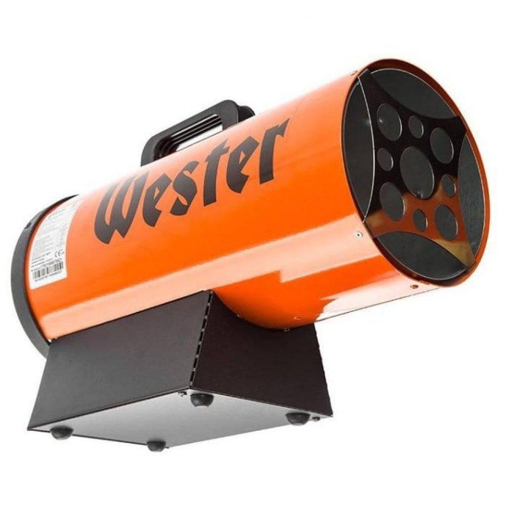 Теплова гармата Wester TG-20 - фото