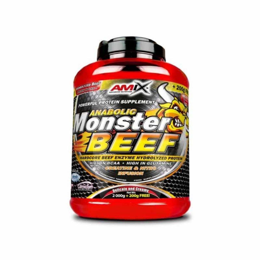 Протеїн Anabolic Monster Beef - Amix - фото