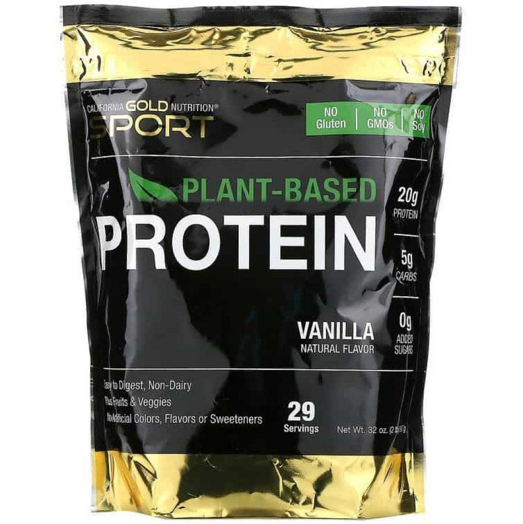 Протеїн California GOLD Nutrition смак ванілі (907 г) - фото
