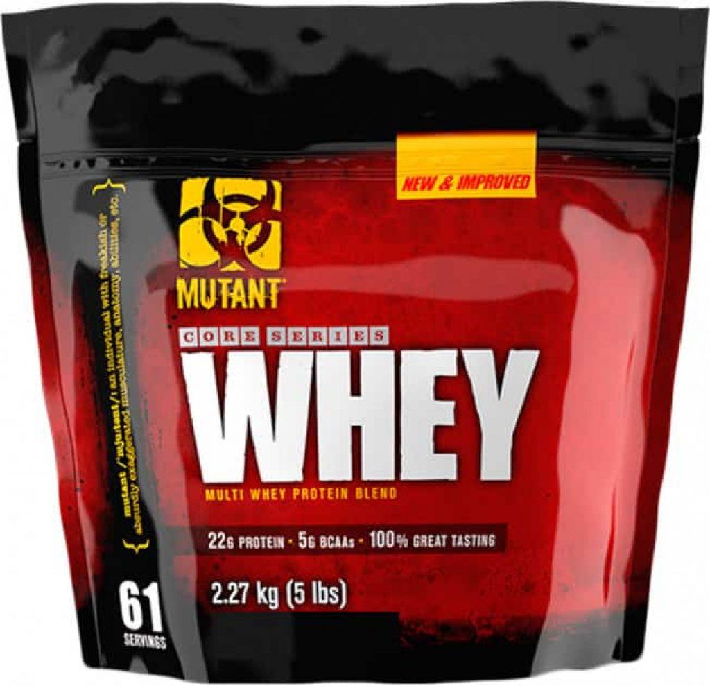 Протеїн Mutant Whey 2270 г — Triple Chocolate - фото