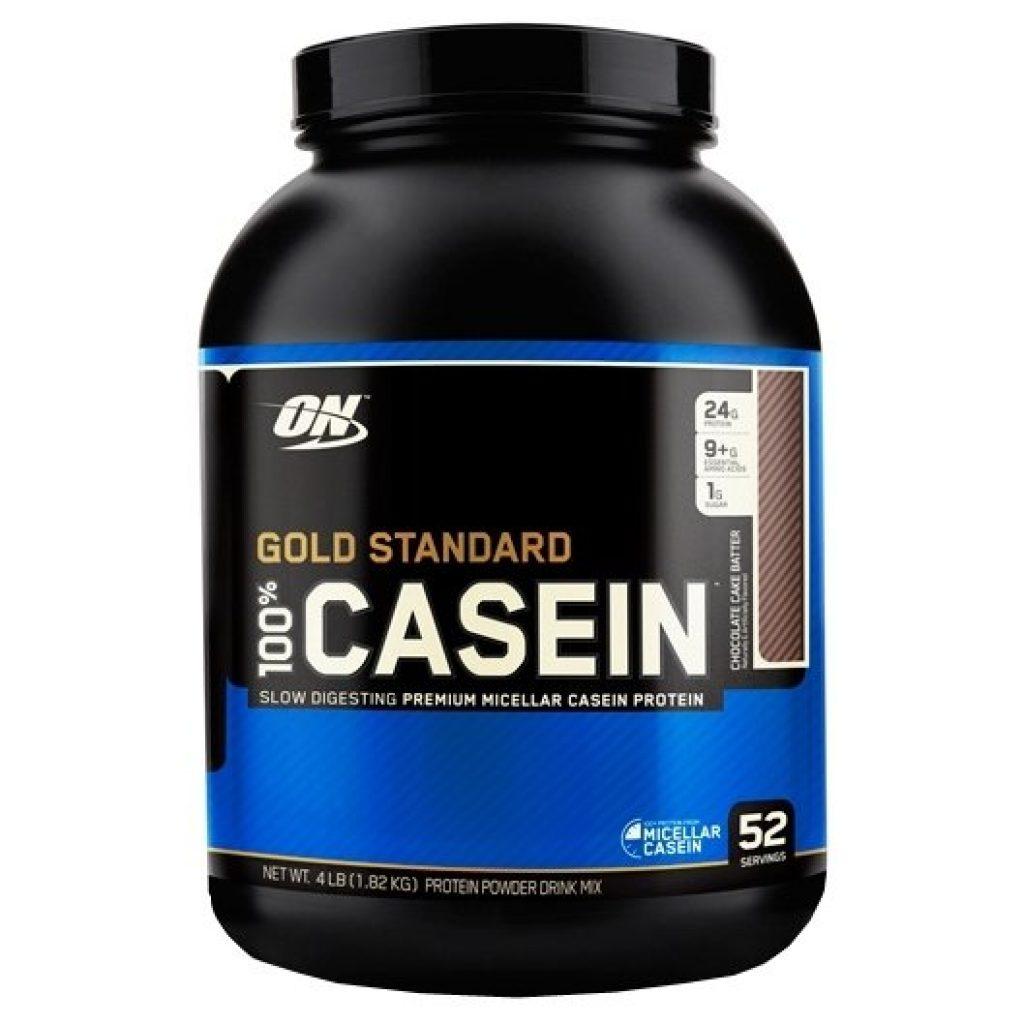 Протеїн Optimum Nutrition 100% Casein Gold Standard (1812 г)-фото