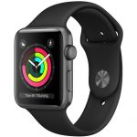 Apple Watch Series 3 42mm Aluminum Case with Sport Band - фото