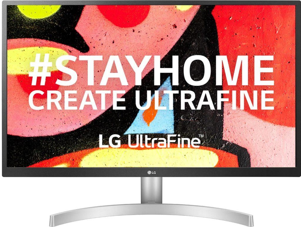 LG UltraFine 27UL500-W - фото
