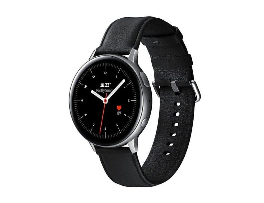 Samsung Galaxy Watch Active2 сталь 44 mm- фото