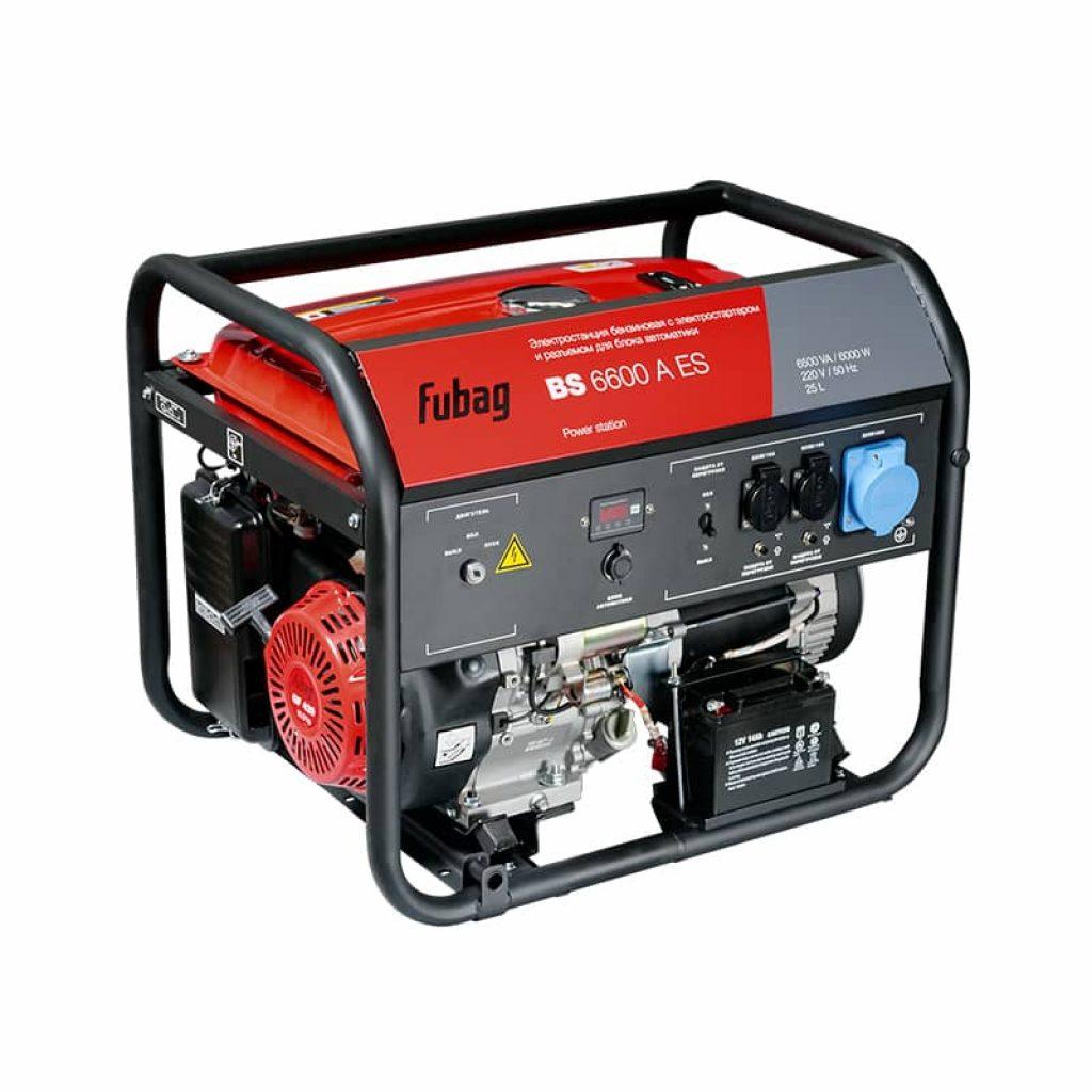Fubag BS 6600 A ES-фото