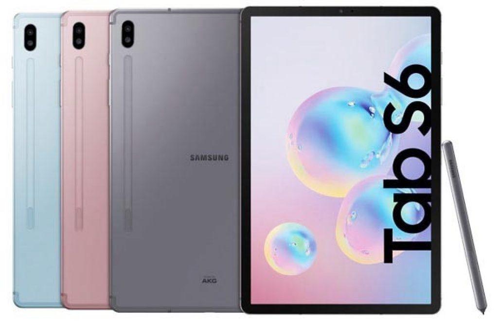 Samsung Galaxy Tab S6 10.5 SM-T860 128Gb (2019)-фото